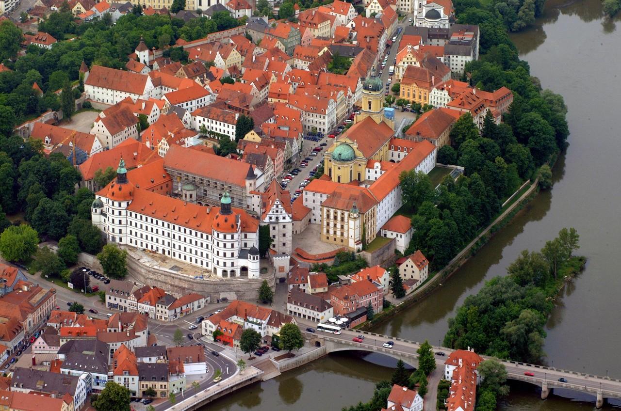 Neuburger Altstadt